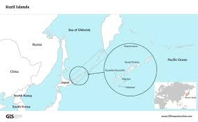 Map Of China And Japan by Moscow And Tokyo Must Overcome Kuril Islands Dispute To Normalize