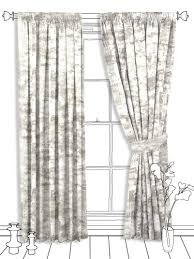 Light Silver Curtains Zola Royal Silver Curtains These Stunning Curtains Will Shimmer