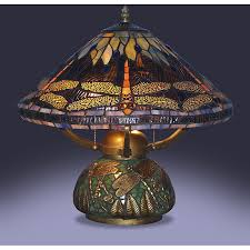 hsn tiffany style lighting dragonfly table l 6644552 hsn throughout tiffany plan 4