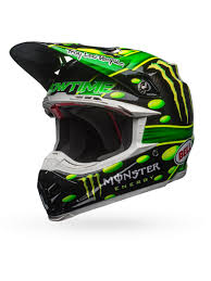 monster motocross helmets bell green black monster energy 2018 moto 9 flex mx helmet bell