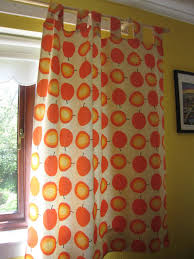 Tab Curtains Pattern Kitschy Coo Tutorial Tab Top Curtains