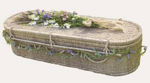 wicker casket funeral caskets grapeland