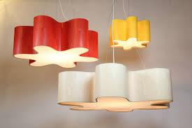 handmade pendant lamp baby lotus pendant by lampa