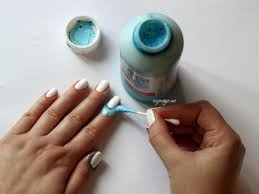 messy bubble nail art tutorial brijit u0027s digits