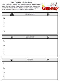 free printable country report forms worksheets homework notes