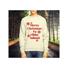 home alone sweater merry ya filthy sweater home alone kevin