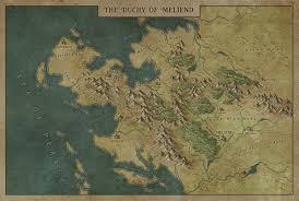Thedas Map Dwebart Daniel Weber Deviantart