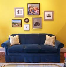 What Color Sofa Goes With Yellow Walls Best 25 Light Blue Sofa Ideas On Pinterest Light Blue Couches