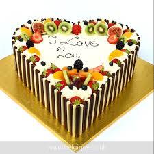 How To Decorate Heart Shaped Cake Samrat Cakes