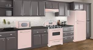 slate appliances with gray cabinets retro kitchen appliances elmira stove works blog