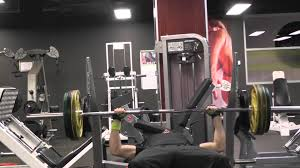 ffl365 bench pressing 275 lbs at 160 lbs for 3 reps youtube