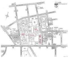 Iowa State Campus Map Clark University Campus Map My Blog