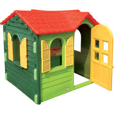 little tikes evergreen country cottage toys r us