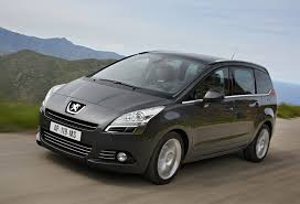 peugeot second peugeot 5008 the new compact people carrier
