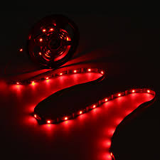 rgb led strip lighting 0 5 1 2 3 4 5m non waterproof usb rgb smd5050 led strip light tv