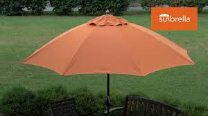 Deck Umbrella Replacement Canopy by How To Sew A Patio Umbrella Youtube