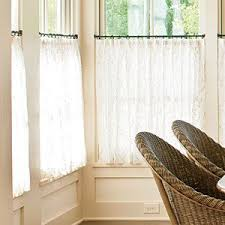 Curtains Kitchen Window by Top 25 Best Lace Curtains Ideas On Pinterest Diy Curtains Lace