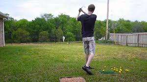 picture of backyard driving range how to build backyard driving