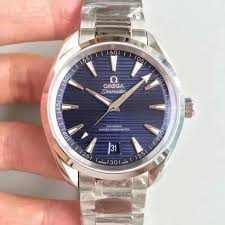 stainless steel bracelet omega watches images Replica omega seamaster aqua terra 150m master co axial baselworld jpg