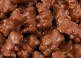 where to buy chocolate covered gummy bears chocolate covered gummi bears bruce s candy kitchen