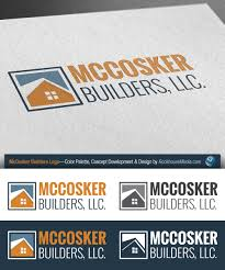 mccosker builders logo design u2014custom home design and construction