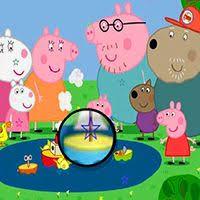 play peppa pig cup dress peppa pig games