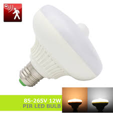 Infrared Led Light Bulb by Pir Sensor Led Bulb