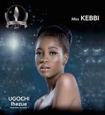 pageant hair that wins the most miss kebbi ugochi ihezue wins most beautiful girl in nigeria mbgn