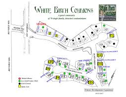 site plan white birch commons umass medical worcester ma