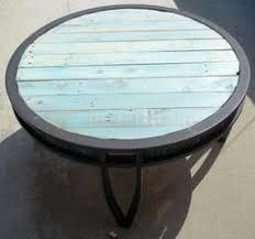 outdoor table top replacement wood how to upcycle a broken patio table free pallets patio table and