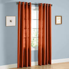 Rust Color Curtains Rust Curtains