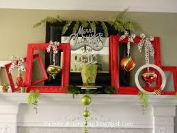 simple christmas mantel decorating ideas cool minimalist fireplace