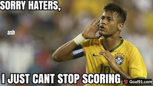 Neymar Memes - neymar scores soccer memes goal91