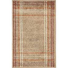 Plaid Area Rug Ebern Designs Bryan Light Brown Plaid Area Rug Reviews Wayfair
