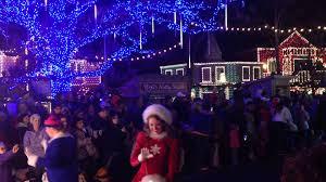 parade of lights branson mo silver dollar city branson rudolph christmas parade 27 12 2014 youtube