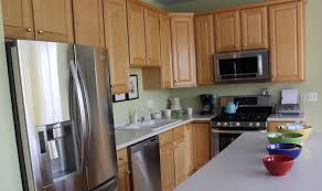 halloween halloclean cabinet trim ghouls clean kitchen cabinets