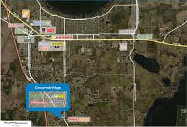 St Cloud Florida Map by Crosscreek Village Phillips Edison U0026 Company