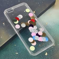 ban do confetti bomb iphone 6 6s plus case lisa angel