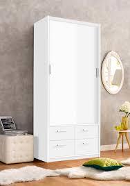 Schlafzimmerschrank Mit Aufbauservice Kleiderschrank Kaufen Baur