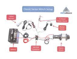 warn winch wiring diagram carlplant