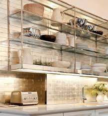 Kitchen Open Shelves Ideas 28 Best Kitchen Open Shelves Images On Pinterest Open Shelves