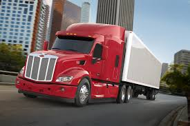 Fuel Truck Driver Peterbilt Model 579 Achieves New Levels Of Fuel Efficiency And