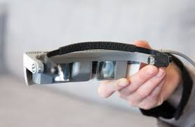 Sunglasses For Blind People Smart Glasses Bring Vision To Legally Blind
