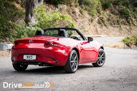 mazda convertible 90s 2016 mazda mx5 2 0l limited car review the