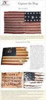United States Flag 1861 Zfc National Treasures Capture The Flag