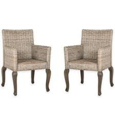Safavieh Dining Chair Buy Wicker Dining Furniture From Bed Bath U0026 Beyond
