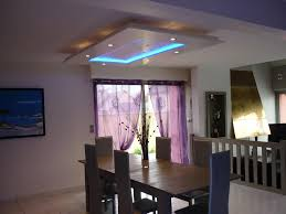 faux plafond cuisine professionnelle eclairage chambre plafond idées décoration intérieure farik us