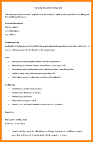 Resume Reimage Repair Objective For Student Resume Resume For Your Job Application