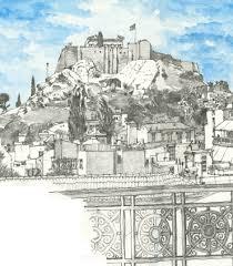 art travel sketchbooks