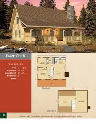 Log Home Floor Plans And Pricing by Floor Plans Log Home Tranquil Log Homes Inc Foster Ri